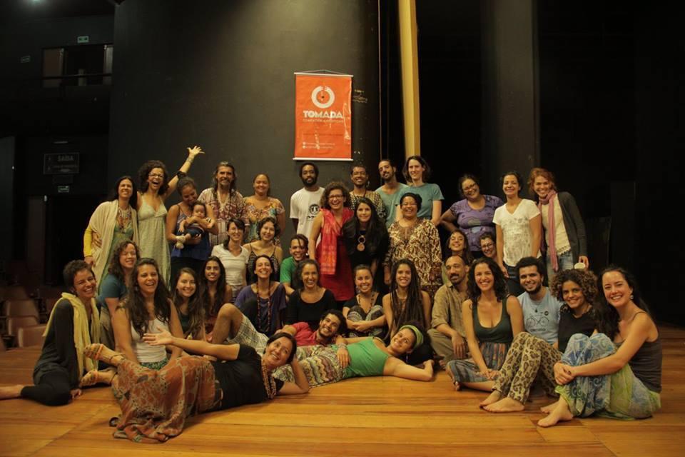 Aconteceu formação da Pedagogia Griô em Brasília